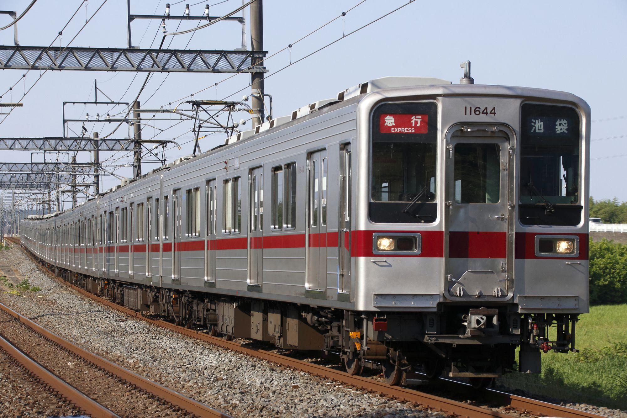 東武東上線の通勤ラッシュ時の混み具合は?